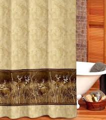 deer meadow shower curtain cabin place cabin shower curtain deer meadow shower curtain bathrooms cabin shower