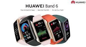Vòng đeo tay thông minh HUAWEI Band 6 giá cực hời giảm 25% - Để Mai tính