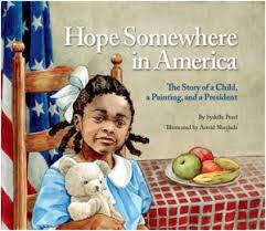 book cover hope somewhere in america hope somewhere in america the story of a child