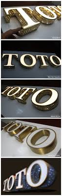 17 best ideas about channel letters channel letter illuminated channel letter sign more