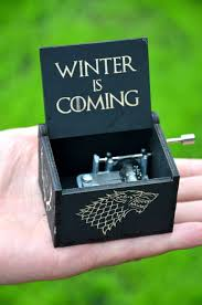 Engraved Wooden Music Box Game Of Thrones Game of Thrones Music Box Main Theme Musical Wooden Box Game 59