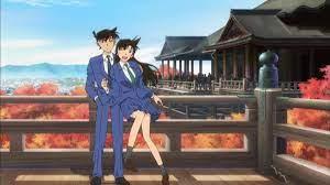 Digantung 23 Tahun, Shinichi Kudo dan Ran Mouri Akhirnya Resmi Kencan