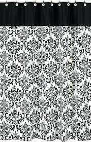 black and white damask curtains furniture ideas damask shower curtain x black white damask curtains damask stripe fabric shower curtain liner green and