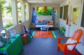 colorful round outdoor rugs where are the from thanks eclectic patio