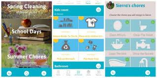 Making A Chore List For Kids Homey Chore Checklist App Makes It Easy
