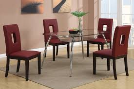 incredible red leather dining room chairs bright and modern red leather dining red leather dining room chairs decor