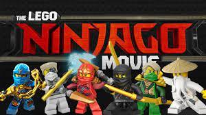 The LEGO NINJAGO Movie - Kate Garraway & Ben Shephard voice characters