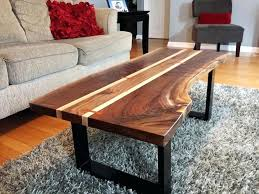 live edge round table coffee table walnut live edge coffee table k design live edge table live edge round table