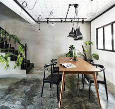 low ceiling pendant lamp dining table