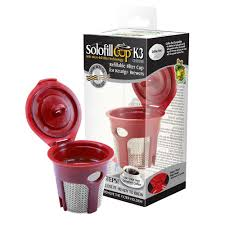 keurig k cups.  Cups Solofill Refillable Reuseable KCup For Keurig Brewing System Throughout K Cups F