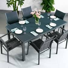 dining table set with lazy susan. lazy susan customer gardens. the automatic mechanism of this beatrice grey 6 seater extending dining table is excellent. set with