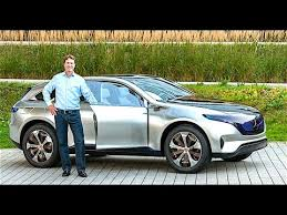 Mercedes Eq Review Driving Mercedes Electric Car New Mercedes