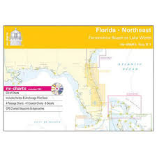 Florida Northeast Fernandina Beach To St Augustine Chart