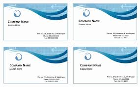 Free Business Card Template For Word 15 Word Business Card Templates Free Download Free Premium