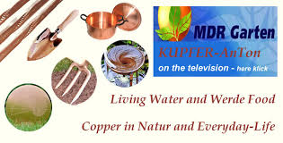 with copper we discover the nature