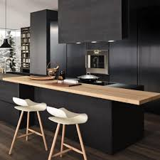 cool furniture kitchen cabinets decorating ideas. Cool Black Kitchen Cabinets Design With Wooden Table And Two Chairs Furniture Decorating Ideas N