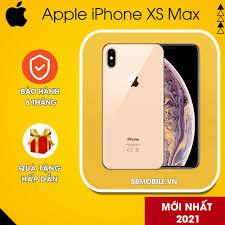 Điện Thoại iPhone Xs Max 64G Bản Quốc Tế Zin Mới 99 - Điện Thoại - Máy Tính  Bảng