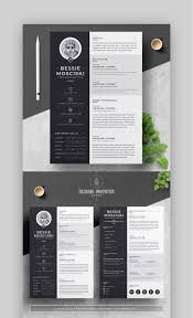 20 Free Creative Resume Templates Word Psd Downloads