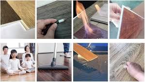 uniclic vinyl plank flooring beautiful uniclic system spc floor waterproof plastic vinyl flooring for