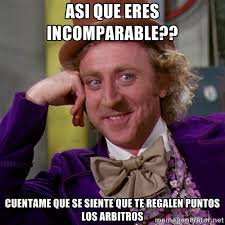 Asi que eres incomparable?? Cuentame que se siente que te regalen ... via Relatably.com