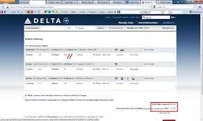 Delta Skymiles Chart How Much Are Skymiles Worth The Value Of Delta Skymiles