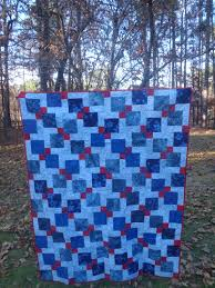 """Disappearing Nine Patch"""" quilt pattern 