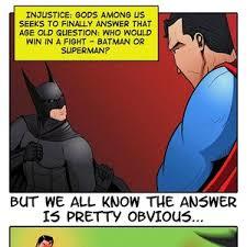 Batman V Superman by recyclebin - Meme Center via Relatably.com