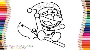 1280x720 doraemon coloring pages for childrens draw and color doraemon