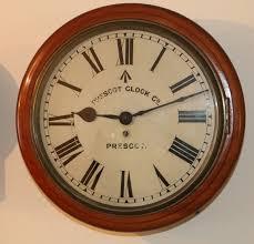 raf military ww1 type 1 fusee wall clock