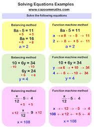 solving linear equations worksheets pdf solving ks kuta maths worksheet answer medium size