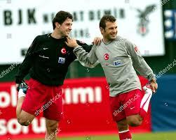 Turkish Nationalplayers Nihat Kahveci Real Sociedad l Haber Amaçlı Stok  Fotoğraf - Stok Görsel