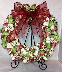 Wreath Display Stand