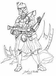 Small Picture Fancy Clone Trooper Coloring Pages 85 About Remodel Coloring Books