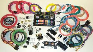 firebird parts electrical and wiring classic industries highway series modular fuse panel system 22 circuit 15 panel connection universal harness