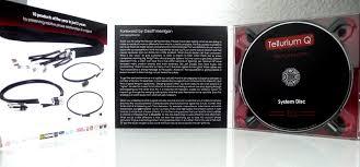 ... TELLURIUM Q - System Enhancement CD ...
