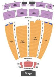 Cullen Performance Hall Tickets And Cullen Performance Hall
