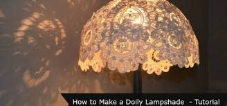 doily lampshade tutorialv1