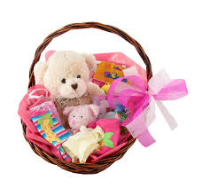 baby basket for delivery in perth