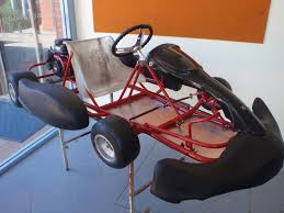 picture of how to design and build a go kart