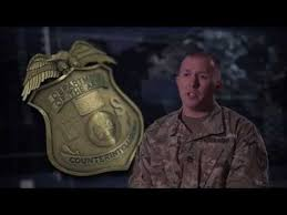Mos 35l Counterintelligence Ci Special Agent