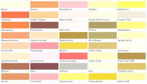 Upg Paint Color Chart Interior Paint Colour Charts Home Depot Pantone Color Chart