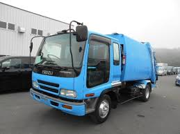 Import isuzu truck 2 ton straight from used cars dealer in japan without intermediaries. Japan Used Isuzu Forward Frr35d4 Garbage Truck 2001 For Sale 2735797