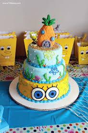 25 Spongebob Cake Best 25 Spongebob Birthday Cakes Ideas On