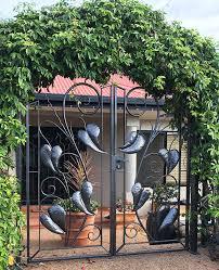 elefantus cairns wrought iron gates