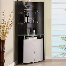 white home bar furniture. Black And White Modern Minimalist Corner Home Bar \u2013 Stylish Furniture For Any House