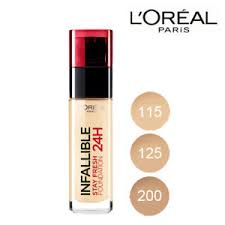 image is loading loreal paris infallible 24hr stay fresh liquid foundation