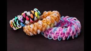 Mini Loom Designs How To Make A Mini Fish Scale Bracelet Very Hard Design On One Rainbow Loom Or Monster Tail