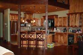 Best Ideas About Log Home Kitchens On Pinterest Modern Custom - Log home pictures interior