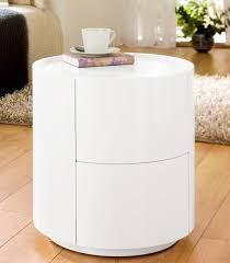 white bedside tables our pick of the best ideal home white round bedside table