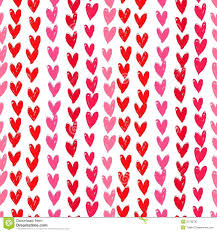 Valentine Printable Wrapping Paper  Craftbnb with regard to Printable Wrapping  Paper Hearts